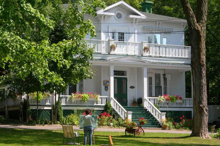 Discovery Package - 1 night - Auberge Au fil des saisons
