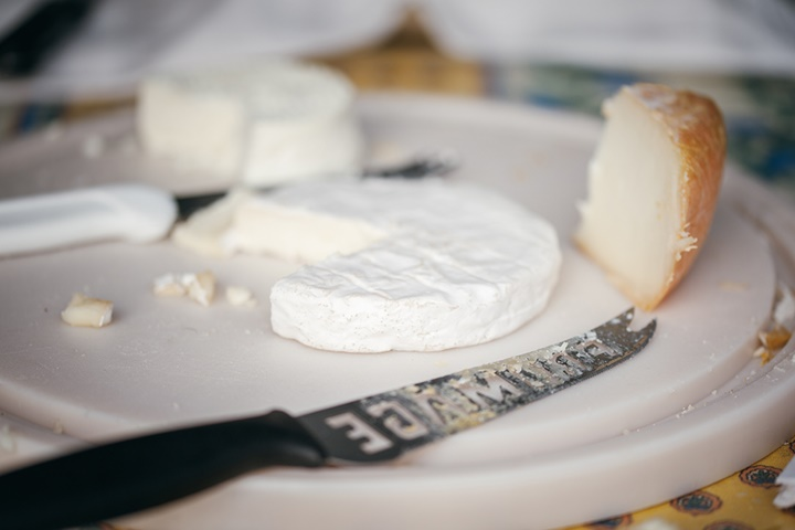 Fromages, Bouffe & Traditions - Plate