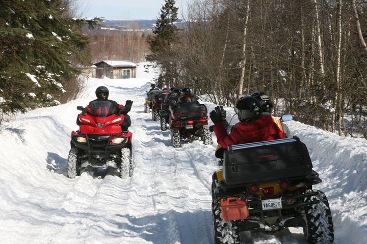 ATV Package - 1 night and breakfast - Le Victorin Hôtel & Congrès