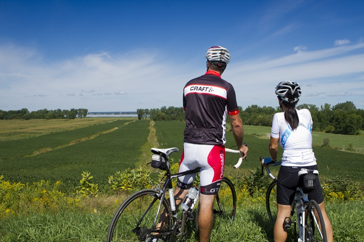 Centre-du-Quebec Guided Bike Tour