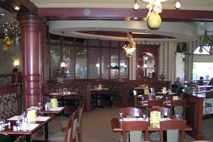Restaurant Luxor Victoriaville Menu