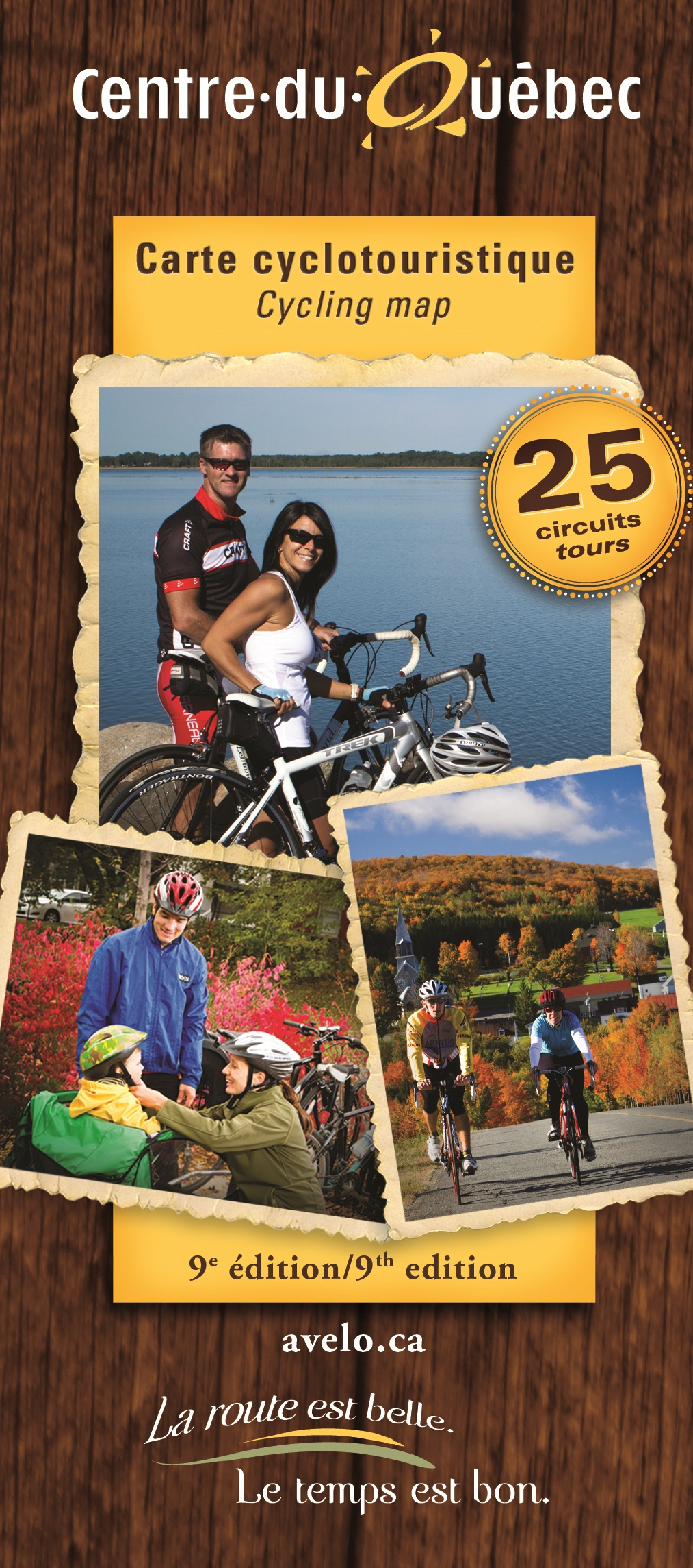 Cover cycling map 2013